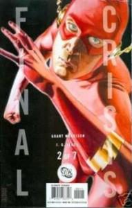 Final Crisis #2: Hero Cover