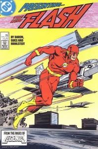 Flash v.2 #1