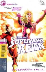 Tangent: Superman's Reign #1