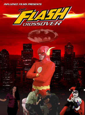 The Flash: Crossover movie