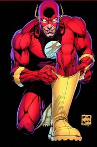 Flash: Rebirth Cover