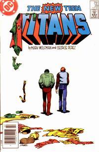 The New Teen Titans vol1 #39