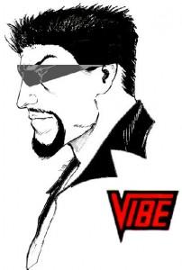 Vibe preliminary sketch