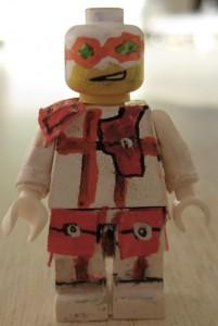 LEGO Heat Wave