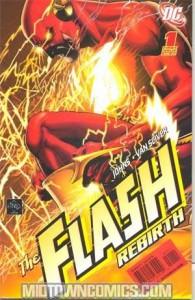 Flash: Rebirth (Standard) via Midtown Comics