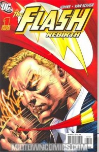 Flash: Rebirth #1 Variant from Midtown Comics