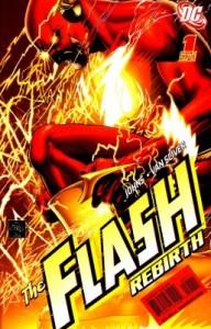Flash: Rebirth #1