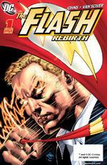 Flash: Rebirth #1 - Variant - thumbnail