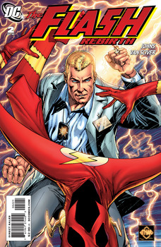 Flash: Rebirth #2 (Alternate Cover)