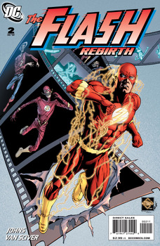 Flash: Rebirth #2 (Standard Cover)