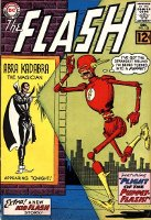 Flash #133 (Turned into a puppet!)