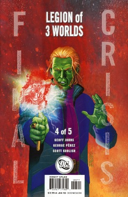 Legion of Three Worlds #4