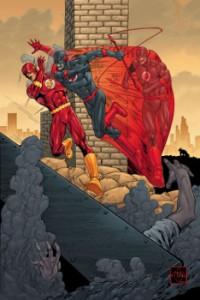 Flash: Rebirth #5