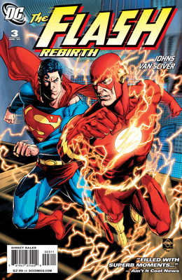 Flash: Rebirth #3