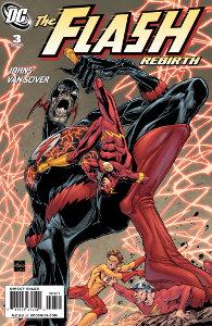 Flash: Rebirth #3 Variant