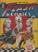 Flash Comics #45