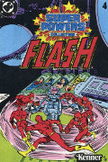 Super Powers Flash Cover