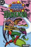 Super Powers Hawkman Cover