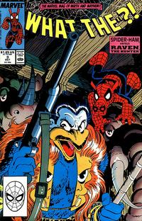 Marvel What The--?! #3 (1988)