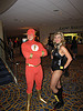 Flash and Black Canary