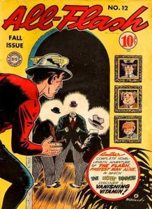 All-Flash #12 (Fall 1943)