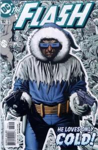 Flash #182: Captain Cold
