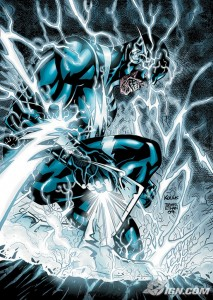 Blackest Night: The Flash