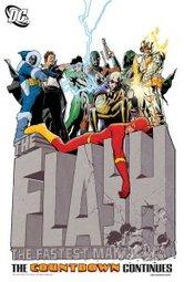 Countdown: Flash: The Fastest Man...