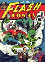 Flash Comics #44 (1943)