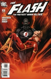Flash: The Fastest Man Alive #13