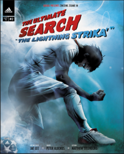 Cover: The Lightning Strika