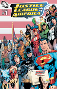 Justice League of America Special