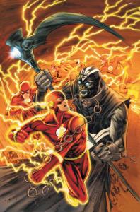 Blackest Night Flash #3 (Variant)