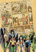 DC Comics Classics Library: The Justice League of America by George Perez Vol.2