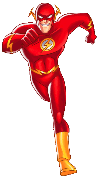 Wally West Costume Comparison Speed Force