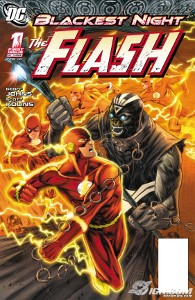 Blackest Night: The Flash #1 (Variant)