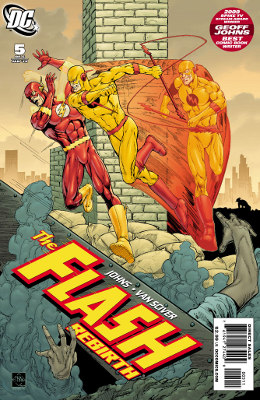 Flash: Rebirth #5