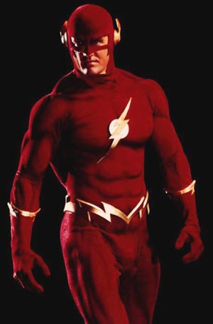 Flash TV Costume