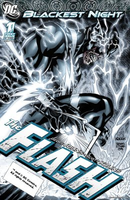 Blackest Night: The Flash #1 (Standard)