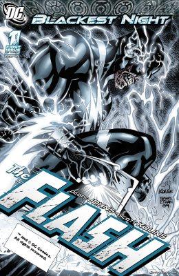 Blackest Night: The Flash #1 (Standard)