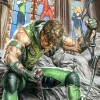 Fall of Green Arrow