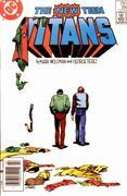 New Teen Titans #39
