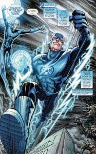 Blue Lantern Barry Allen