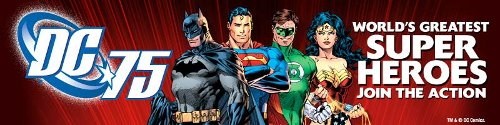 DC 75: World's Greatest Super-Heroes