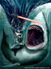 Batman Vs. Shark with Lightsaber