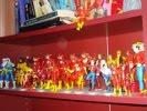 Ben Morse - Flash Action Figure Shelf