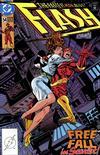 Flash #54: Freefall in Scarlet