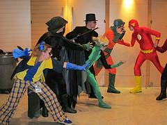 Flash vs Rogues 03
