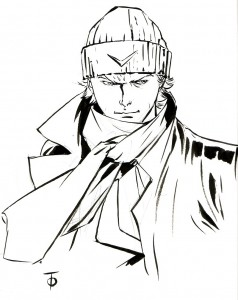 Captain Boomerang, by Marcus To