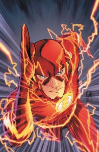 Flash vol.4 #1 - Francis Manpul and Brian Buccellato